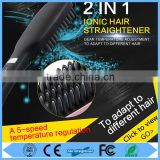 Professional anion intelligent cold hair straightener flat iron                                                                         Quality Choice