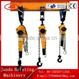 China factory supply best price construction lifting equipement manual lever chain hoist lever chain block 1.5T/3T/6T/9T