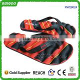 Latest new design fashion lady slippers, massaging slippers for women
