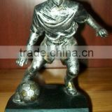 polyresin bronze trophys and awards figurine