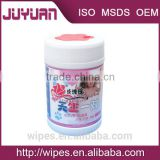 plastic containers Good quality baby wipes with iso