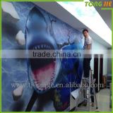 Tongjie Manufacture Wall Decal 3d Poster Sticker