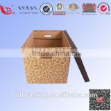 Beautiful household packaging box/containing box/storage box