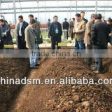 High efficiency chicken manure organic fertilizer processing technology,dashan hot selling