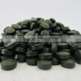 Super organic spirulina tablet bulk for body building
