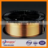 China brazing silicon bronze brazing wire