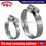 German type stainless steel welded pipe tube 9mm clamps