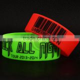 Excellent baller band | Top sale custom baller bands | All sizes colorful silicone baller bands