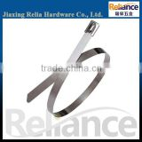 Ball Lock Type Stainless Steel Cable Ties