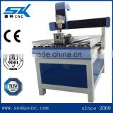 small type high accuracy cnc router advertising 600*900mm carving Machining Center lathe cnc engraving machine