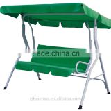outdoor swing chair/2-seater swing chair/green swing/outdoor indoor swing/hollywoodschaukel/3-seater swing chair