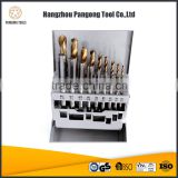 New Arrival 18PCS HSS tools hand hammer craniotomy drill set