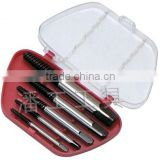 5pcs Alloy Steel Screw Extractor set