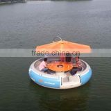 leisure bbq donut boat barbecue boat for sale