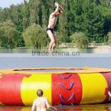 Popular and high quality inflatable water trampoline, water bouncer, inflatable water toys