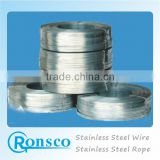 Soft 316 stainless steel wire rope for crane 4mm steel wire rope for fitness equipment                                                                         Quality Choice