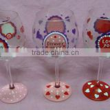 wholesale glassware drinking glass wine glass hot sale cocktail glass cup Hot sales various glass wine cup, goblet