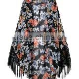 Hot Women Summer Kaftan Swimsuit Bikini Swimwear Cover Up Beach Dress Kimono Top