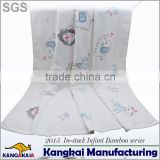 2015 in stock wholesale baby bamboo bath towel fabric Y-081