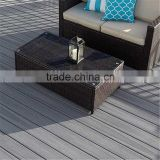 composite wood Solid rich wpc plastic 3d wall board outdoor wpc wood plastic composite wainscoting