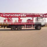high quality truck-mounted drilling rig