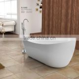 2014 new products Seasummer Hot Acrylic wooden whirlpool bathtub for hotel project with mix valve shower