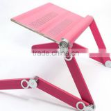 Magnesium Alloy foldable bed computer desk laptop stand                                                                         Quality Choice