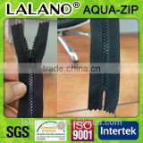 NO.3 Plastic auto lock closed end zipper for wholesal children clothing with OEKO TEX 100 cetifica