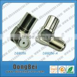 75 ohm right angle f female pal male brass adapter asus price