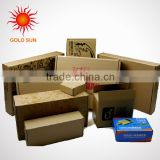 corrugated paper banana packaging box