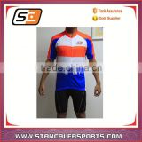 Stan Caleb wholesale short sleeve Sublimated Custom cycling wear crane sports wear cycling cheap cycling clothing