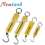 2014 12kg 25kg 50kg 100kg Hanging clasp scale Spring scale