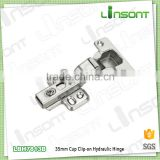 China manufacture hydraulic clip on german hinge furniture accessories cabinet hinge
