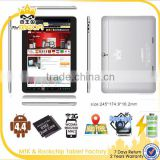10inch tablet pc with 3g phone call function wifi bluetooth