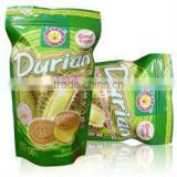 Cookies Durian flavor snacks from Thailand by Thai Ao Chi Fruit