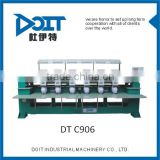 DT C906 9 NEEDLES 6 HEAD EMBROIDERY MACHINE