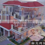 Villa Model that can be customized
