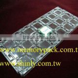 intel amd cpu processor tray esd tray package blister clamshell box antistatic conductive