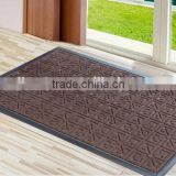 Entrance needle punch Door Mat abstract design floor mat