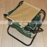 Outdoor Fishing Stool Folding Fishing Chairs With Nylon Storage Bag