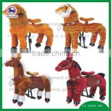 cheap pony rides mechanical horse walking horse toy for sale