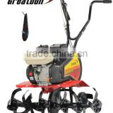 chain wheel drive 6.5hp gasoline rotary and cultivator tiller
