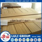 high grade laminate waterproof balcony indoor flooring made by China luligroup since 1985