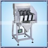 BT-ACZ-A, machine for packing food, Large 4 Head Linear cheap electronic scales for weighing and filling
