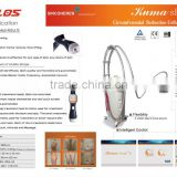 KUMA Shape ii Velashape V8 salon Sincoheren body slimming shaping beauty equipment CE FDA approved weight loss
