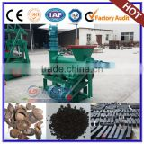 Long Service Life Palm Kernel Shell Charcoal Stick Extruder Machine