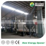 Latest technology 8-10 TPD pyrolysis plant, Waste tyre pyrolysis reactor from China manufacturer