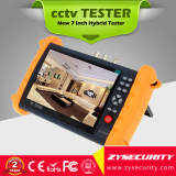 zysecurity 7 inch Touch Screen CCTV Tester , 5in1 ( Onvif IP AHD TVI CVI Analog Camera ) CCTV Tester