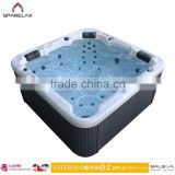 Mini Indoor Hot Tub, One Person Hot Tub, Bathtub Sizes High Quality Low Price Wood Fired Hot Tub