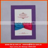 Design Customized All Ceremony Crad Wedding Invitation Embellishments